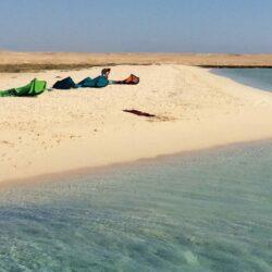 Ausflug Nach Tawila Island Kitesurf Kitepower El Gouna